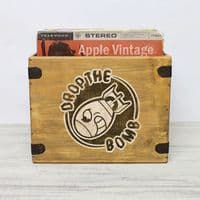 Drop The Bomb LP Record Boxes